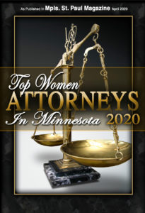 Top Women Attorneys in Minnesota April 2020